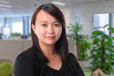 Lim Mei Khim, Director, Business Services Outsourcing